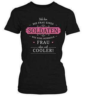 Frau eines Soldaten