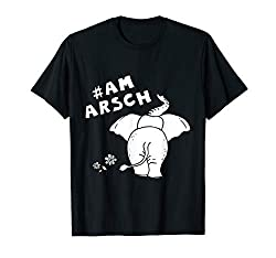 Am Arsch Elefant